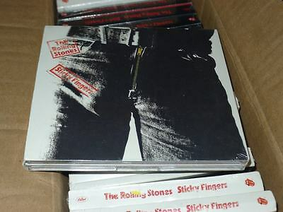 Sticky Fingers by The Rolling Stones 2CD