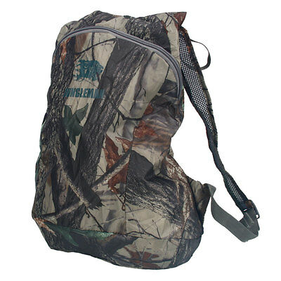 Brand New Outdoor Waterproof Bionic Camouflage Folding Backpack Package Bag Camo