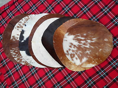TC Djembe Drum Head Skins with Hair/Bombo Drum Skins/Snare Drum Head Skins Hair