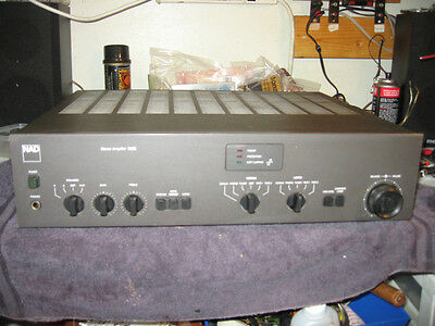 NAD 3155 Integrated Amplifier-NICE !!!