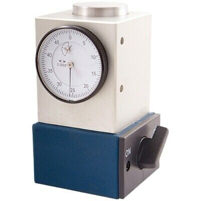 "Pro-Series Z-Axis 2 X 2 X 4"" Setting Indicator On Magnetic Base (4401-0062)"