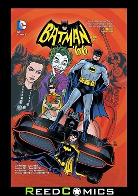 BATMAN 66 VOLUME 3 HARDCOVER New Hardback Graphic Novel Collects Issues #11-16