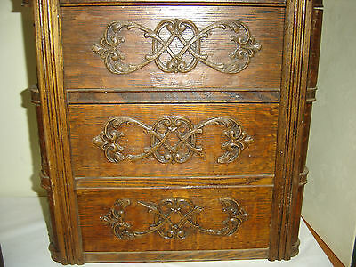 6 Antique 20`s Singer Treadle Sewing  Machine Ornate  Drawers, Make Offer