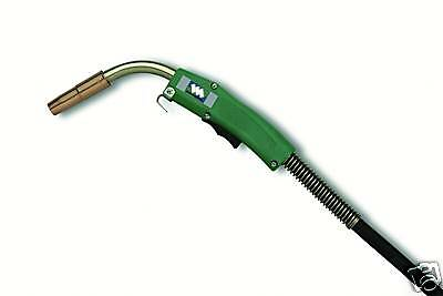 Tweco Lincoln 400 amp Mig gun -  25' Cable  NEW for LN7,LN8 &  LN25 Feeders