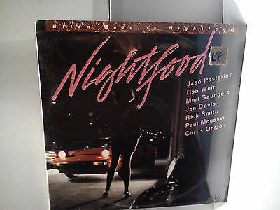 Nightfood - Brian Melvin`s Nightfood...............Vinyl