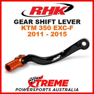 RHK KTM 350 EXCF EXC-F 2011-2015 Orange MX Gear Shift Selector Lever RHK-SL27-O