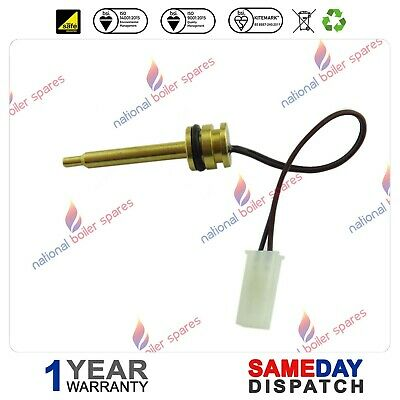 Ideal Isar He24 He30 & He35 Dhw Pushfit Sensor Thermistor 170996
