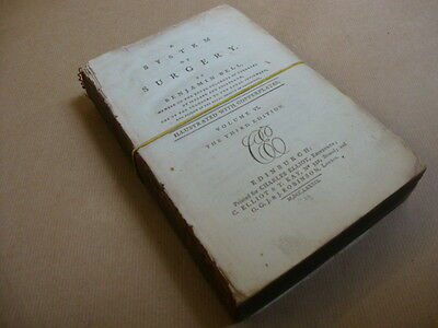 A System of Surgery, Volume VI.. by Bell, Benjamin