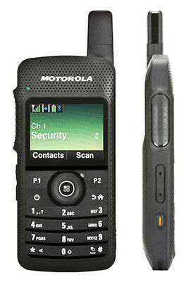 MOTOROLA MOTOTRBO SL4010 UHF 2 WATT DMR DIGITAL WALKIE-TALKIE TWO WAY RADIO x 1