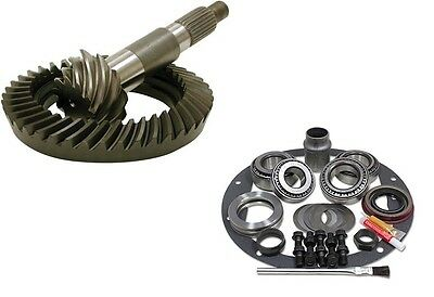 "Gm 8.2"" Chevy 10 Bolt- 3.08 Ring And Pinion - Timken - Master Install- Gear Pkg"