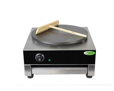 New Electric Counter Top Crepe / Pancake Machine