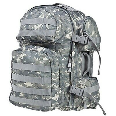 NcSTAR CBD2911 Heavy Duty PALS Utility Camping Hiking Tactical Backpack ACU