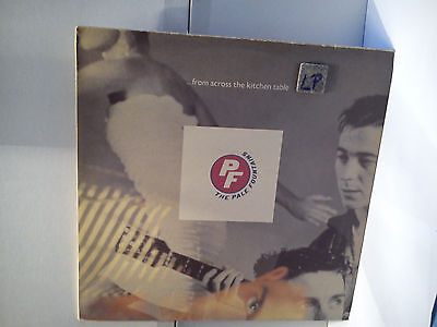 The Pale Fountains - From across the kitchen table                .........Vinyl