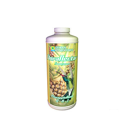 General Hydroponics Flora Nectar Pineapple Rush - 946ML / 3.79L | Flavour Boost