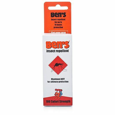 Bens 100 Insect Repellent Spray 37ml