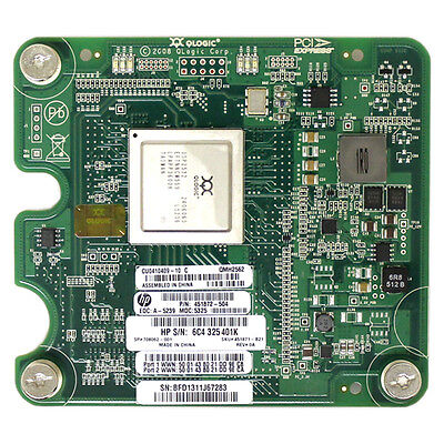 HP Qlogic QMH2562 8GB FC Host Bus Adapter for c-Class 451871-B21 455869-001
