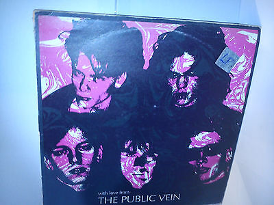 The Public Vein - With love from  ..........................Vinyl