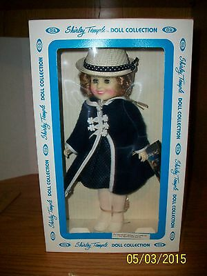 "Vintage 1982 Ideal Doll 12 inch Shirley Temple ""Poor Little Rich Girl"" NIB"