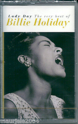 Billie Holiday. Lady Day. The very best of (1998) Musicassetta NUOVA Summertime