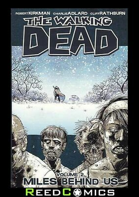 THE WALKING DEAD VOLUME 2 GRAPHIC NOVEL New Paperback Collects Issues #7-12