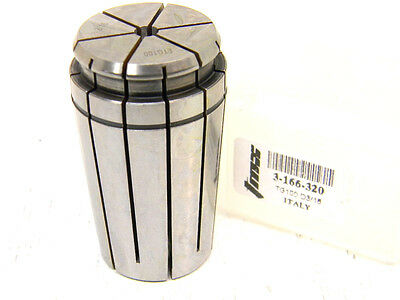"NEW TOOLMEX TG100 x 3/16"" SINGLE ANGLE COLLET 3-166-320 TG-100 x .1875"""