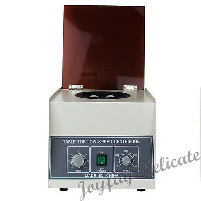 Electric Tabletop Lab Centrifuge Timer 2000 g 4000 rpm 100 ml × 4