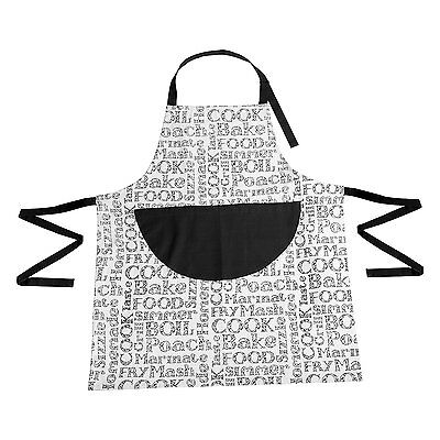New Price And Kensington Soho 100% Cotton Textile Kitchen Cooking Apron