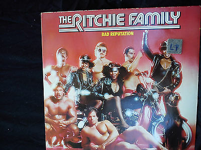 Ritchie Family - Bad reputation......................  Vinyl