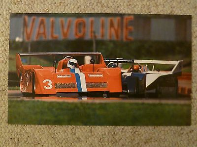1981 Can-Am  Race Car Picture Poster RARE!! Awesome L@@K