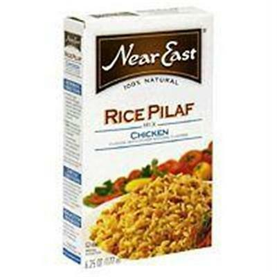Near East B06701 Near East Chicken Flavored Rice Pilaf -12x6.25 Oz