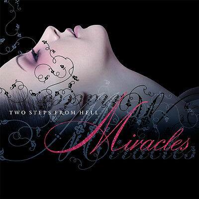 Miracles by Two Steps from Hell (CD-2014) New-Free Shipping