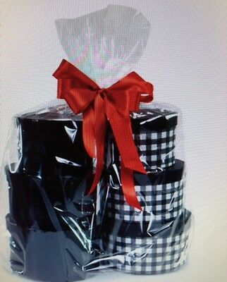 25 CLEAR CELLO LARGE GIFT BASKET BAGS 20X30 Great for any occasion gift baskets