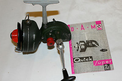 DAM QUICK-SUPER-ZWEIGANG-MADE IN GERMANY-Nr 4