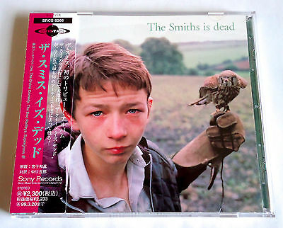 THE SMITHS IS DEAD V.A. Tribute JAPAN CD w/OBI 1997 High Llamas Supergrass Bis