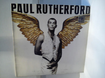 Paul Rutherford - Oh world ..........................Vinyl