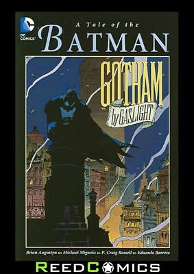 BATMAN GOTHAM BY GASLIGHT *New Edition* GRAPHIC NOVEL Paperback by Mike Mignola