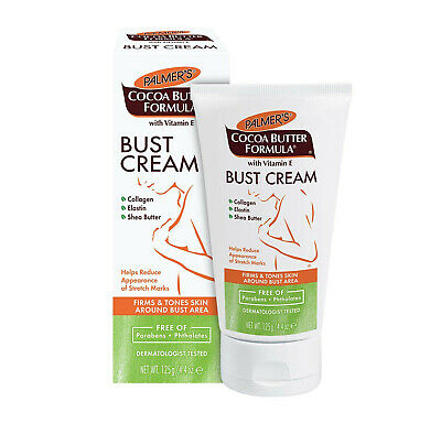 Palmer's Cocoa Butter Formula Bust Cream 125g Palmers Firming Lotion AUTHENTIC
