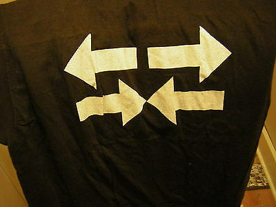 Dire Straits 1985 Muscle T Shirt Vintage Brothers On Arms Large
