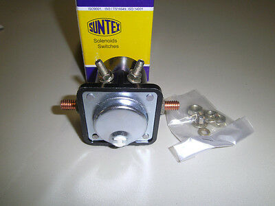 12 VOLT STARTER SOLENOID FITS FORD ALSO FOR OLD TRACTORS AND FARM FREE SHIPPING
