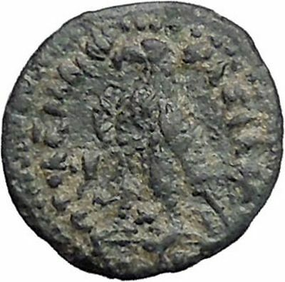 Ptolemy III, Euergetes 230BC Egypt ALEXANDER the GREAT Greek Coin RARE i47465