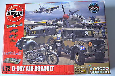 AirFix 50157 1:72 D-DAY Air Assault -NEU-