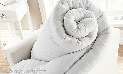 New Hollowfibre Duvet 4.5 /10.5 /13.5 /15 Tog Quilt All Sizes Summer And Winter
