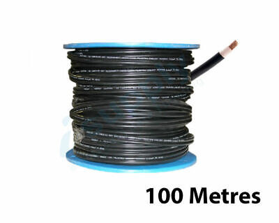 25mm SDI XLPE / PVC Electrical Cable 100mtrs Roll NEW