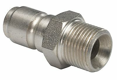 "1/4"" BSP Male Pressure Washer Mini 11.6mm Quick Release Plug Coupling"