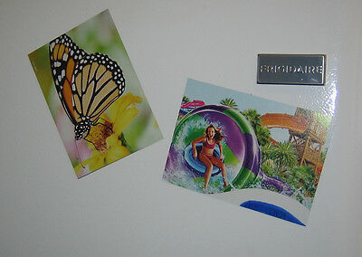 * Twelve  THICK Magnet Sheets, Letter  size, SELF ADHESIVE, office message board