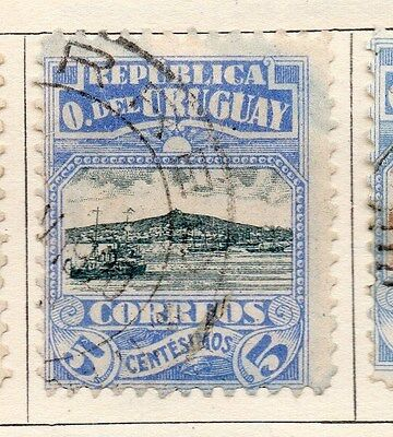 Uruguay 1919 Early Issue Fine Used 5c. 141296