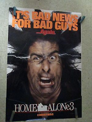 One Sheet Movie Poster Original Rolled Home Alone 3 Starring Thornton #139