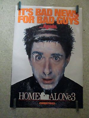 One Sheet Movie Poster Original Rolled Home Alone 3 Starring Dohlen #137