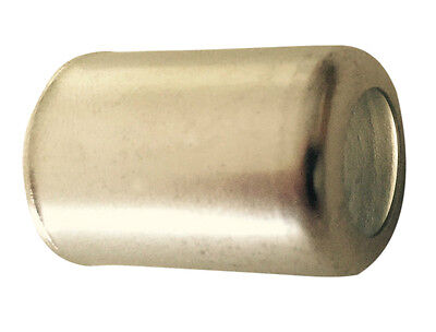 Aluminum Hose Ferrules, Part # FAL-0675, 10 Pack for Air & Water Hose.