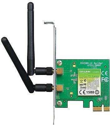 TP-LINK WN881ND 300Mbps Wireless N PCIe Adapter[TL-WN881ND]